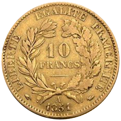 10 FRANCHI REPUBBLICA