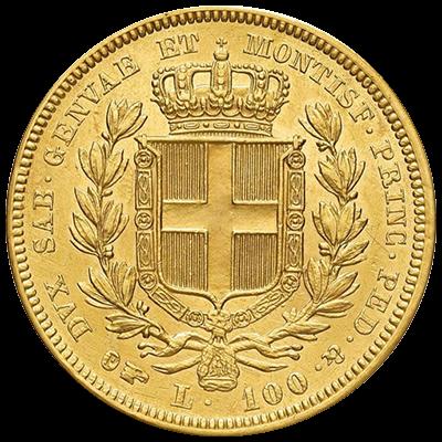 100 L CARLO ALBERTO