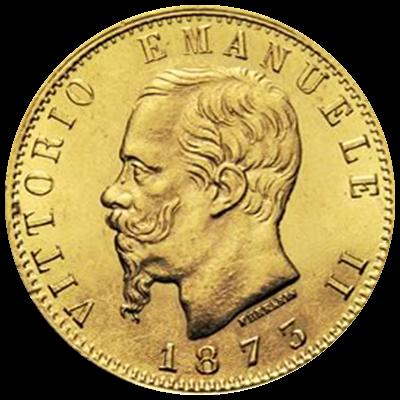 20 L VITTORIO EM.II Marengo