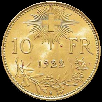 10 FRANCHI CH
